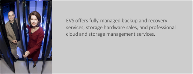 About EVS   Cloud Backup Experts Gary and Gayle