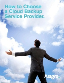 How to Choose a Backup Service Provicer